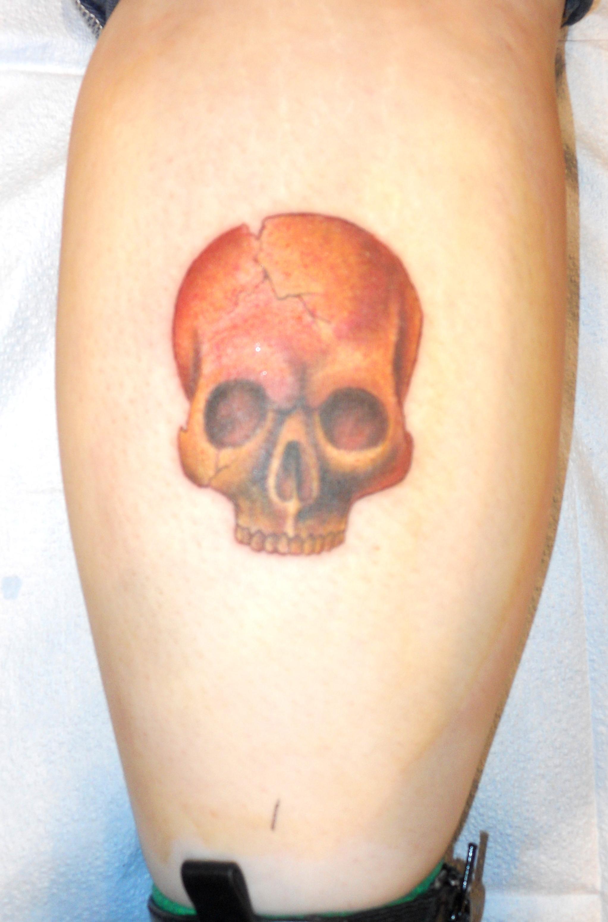 If you got a tattoo,